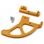 _Protecteur Disque de Frein Arriere KTM EXC/SX 04-18 Orange   5481096120004   Greenland MX_