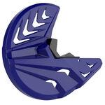 _Protection de Disque et Protecteur de Pied de Fourche Polisport Yamaha YZ 125/250 YZ 250/450 F 08-19 Bleu | 8151000003 | Greenland MX_