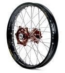 _Roue arriere Talon-Excel Honda CRF 250 R 14-.. 450 R 13-..19 x 2.15 Magnésium/Noir | TW801PMAGBK | Greenland MX_