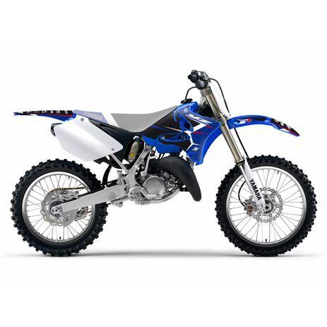 _Kit Autocollants Blackbird Dream 4 Yamaha YZ 125/250 02-14 | 2231N | Greenland MX_