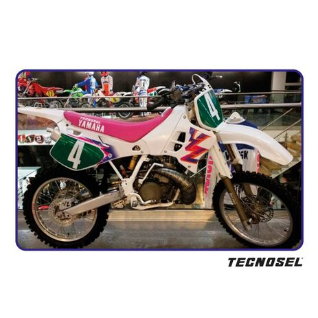 _Kit Autocollants Tecnosel Replica Team Yamaha 1993 YZ 125/250 93-95 | 22V01 | Greenland MX_
