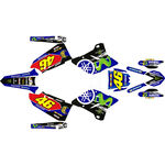 _Kit Autocollant Complète Yamaha YZ 125/250 15-20 VR 46 Edition | SK-YYZ1252501520VR-P | Greenland MX_