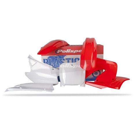 _Kit plastiques polisport CR125/ 250 00-01 | 90081 | Greenland MX_
