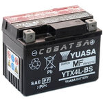 _Batterie Sans Entretien Yuasa YTX4L-BS | BY-YTX4LBS | Greenland MX_