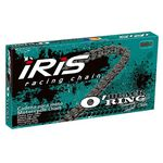 _Chaîne Renforcée à Joints Iris Black O´Ring 520 118 Maillon | 91951340118100 | Greenland MX_