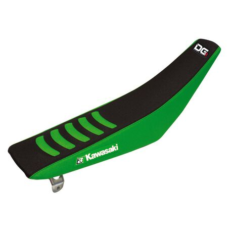 _Housse de Selle Blackbird Double Grip 3 Kawasaki KX 450 F 19-.. | 1433H | Greenland MX_