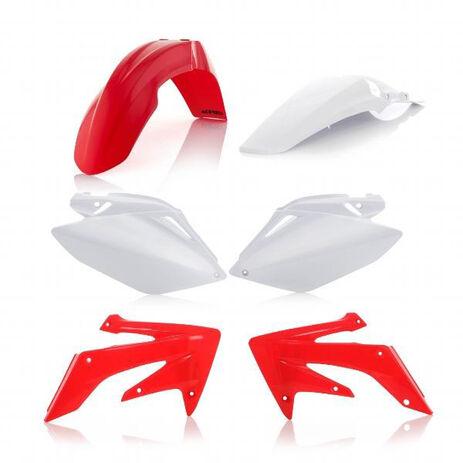 _Kit plastiques Acerbis Honda CRF 250 R 06-09 OEM 2009 | 0009177.553.009 | Greenland MX_