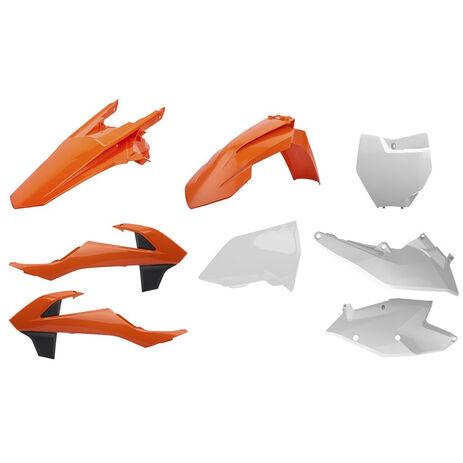 _Kit Plastiques Polisport KTM SX 125/144/250 SX-F 16-..SX 250 17-.. OEM | 90750 | Greenland MX_