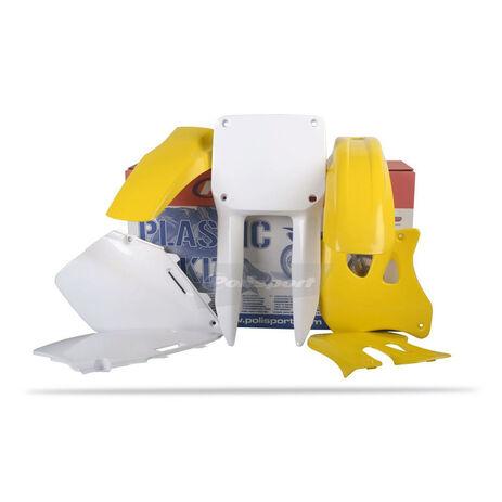 _Kit Plastiques Polisport Suzuki RM 125/ 250 96-98 | 90093 | Greenland MX_