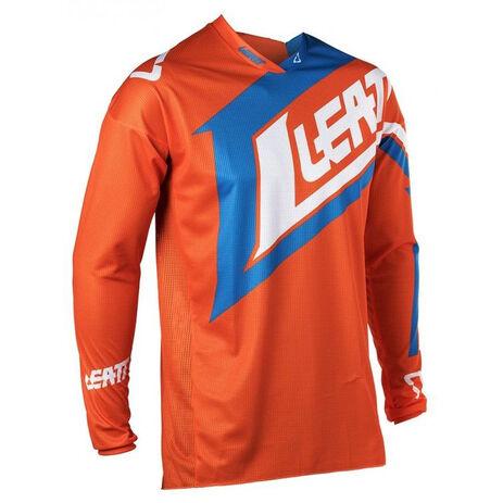 _Jersey Enfant Leatt GPX 2.5 Orange/Bleu   LB5018700280-P   Greenland MX_