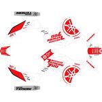 _Kit Autocollant Complète Logo Yamaha Ténéré 700 19-.. | SK-YTE70019LOWTRD-P | Greenland MX_