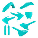 _Full Kit Plastiques Acerbis Husqvarna TC/FC 16-18 Turquoise   0021831.133   Greenland MX_