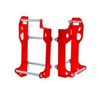 _Protection Radiateur Honda CR 250 R 02-07 Rouge | 2CP06000910007 | Greenland MX_