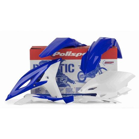 _Kit Plastiques polisport WR 450 F 12-15 | 90468 | Greenland MX_