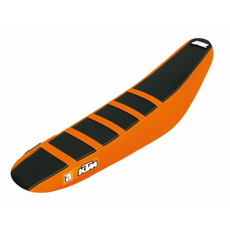 _Housse de selle Blackbird Zebra KTM EXC 2020 KX/KXF 19-.. | 1528Z | Greenland MX_