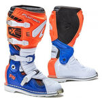 _Bottes Forma Terrain TX Orange/Blanc/Bleu   FORC350-169811   Greenland MX_