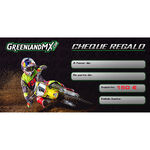 _Chèque Cadeau GreenlandMX 150    CHGMX-150   Greenland MX_