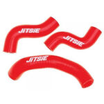 _Durites de Radiateur Jitsie Trial Beta Evo 2T 09-17 Rouge | JI109-4540R | Greenland MX_