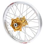 _Roue arriere  Talon-Excel Suzuki RMZ 250/450 07-.. 19 x 1.85 or-argent | TW663NGS | Greenland MX_