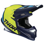 _Casque Thor Sector Shear S20 | 0110-6252-P | Greenland MX_
