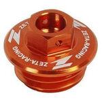 _Bouchon de Remplissage Huile KTM 2T/4T Orange | ZE89-2416 | Greenland MX_