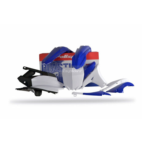 _Kit Plastiques Polisport Yamaha YZ 450 F 10-13 Replique Origine 11-12 | 90274 | Greenland MX_