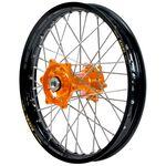 _Roue arriere Talon-Excel KTM SX/SXF 12-.. Husqv. FC/TC 16-.. 18 x 2.15 (Axe 25 MM) Orange-Noir | TW693LORBK | Greenland MX_