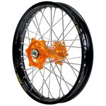 _Roue arriere Talon-Excel KTM SX/SXF 12-.. Husqv. FC/TC 16-.. 19 x 1.85 (Axe 25 MM) orange-noir | TW693NORBK | Greenland MX_