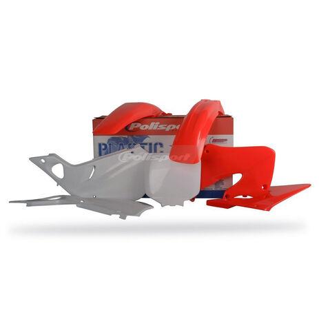 _Kit plastiques polisport  CR 125 98-99 CR 250 97-99 | 90080 | Greenland MX_