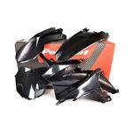_Kit Plastiques Polisport KTM EXC/ EXC-F 14-16 Noir | 90646 | Greenland MX_