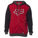 _Veste Fox Destrakt Zip Fleece Rouge   22044-465-P   Greenland MX_