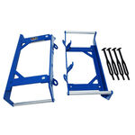 _Protection Radiateur 4MX KTM SX/SX-F 16-.. EXC/EXC-F 17-.. Bleu | 4MX-RG1000722-BL | Greenland MX_