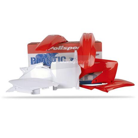 _Kit plastiques polisport CR 125/250 04-07 | 90082 | Greenland MX_