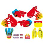 _Kit Deco + Housse de Selle Tecnosel Replica Team Suzuki 1999 RM 125/250 99-00   83V03   Greenland MX_