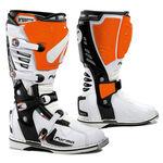 _Bottes Forma Predator Orange/Blanc 47 | FORC420-16-47 | Greenland MX_