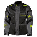 _Veste Hebo Cross-Over Lime | HE4144LM | Greenland MX_