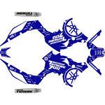 _Kit Autocollant Complète Logo Yamaha Ténéré 700 19-.. | SK-YTE70019LOBLWT-P | Greenland MX_