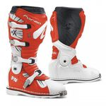 _Bottes Forma Terrain TX Rouge/Blanc | FORC350-9810 | Greenland MX_