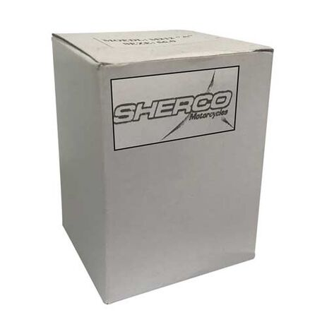 _Sherco 450 Enduro 05-08 Spacer Expansion Tank | SH-0747 | Greenland MX_