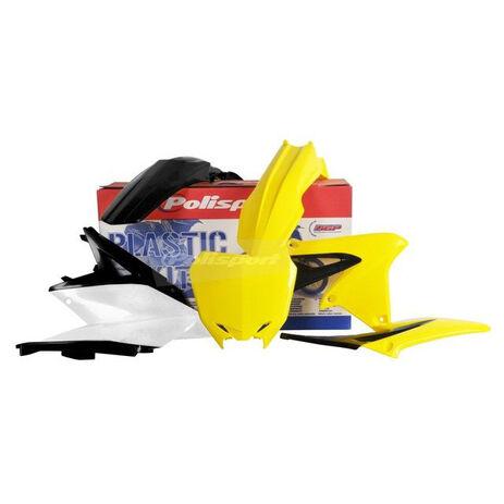 _Kit Plastiques Polisport Suzuki RMZ 250 10-14 | 90548 | Greenland MX_