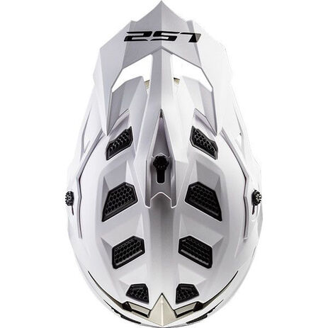 _Casque LS2 MX470 Subverter Solid Blanc | 404701002P | Greenland MX_