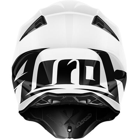 _Casque Airoh Twist Blanc Gloss | TW14 | Greenland MX_