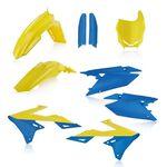 _Full Kit Plastiques Acerbis Suzuki RMZ 450 19-20 Bleu/Jaune | 0023623.274-P | Greenland MX_