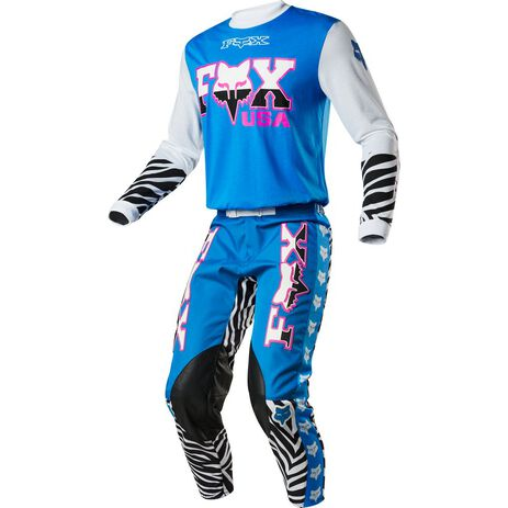 _Maillot Fox Retro Zebra Limited Edition   22949-189   Greenland MX_