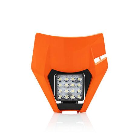_Phare Acerbis VSL KTM 17-19 Orange 2016 | 0023949.011 | Greenland MX_