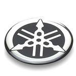 _Autocollant avec le Logo de Yamaha | YMD1009300ME | Greenland MX_
