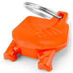 _Porte Cléfs Plaque Cycra Racing Stadium Orange | 29500023 | Greenland MX_