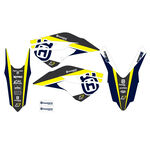 _Kit Déco Blackbird Dream 4 Husqvarna FC/TC 14-15 FE/TE 14-16 | 2611N | Greenland MX_