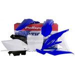 _Kit Plastiques Polisport Yamaha YZ 250 F 10-13 OEM | 90272 | Greenland MX_