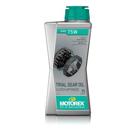 _Huile Boîte de Vitesse Motorex Trial Gear 70W 1 Litre | MT243H004T | Greenland MX_